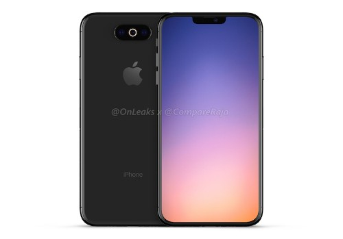 2019 iPhone Could Feature 10MP Front Camera, 10MP and 14MP Rear Lenses, No USB-C