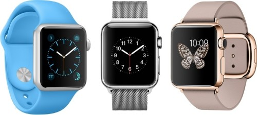 Apple Now Inviting Apple Watch Customers to 'Just Walk In' for Try-Ons