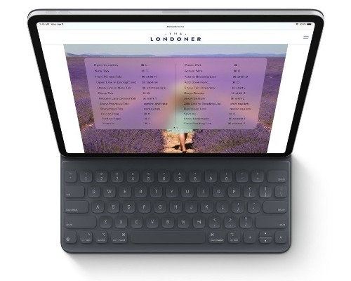 Apple's New iPadOS Software Includes Additional Keyboard Shortcuts