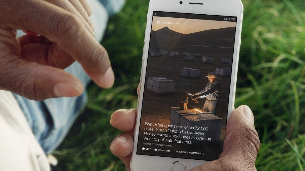 Facebook Debuts 'Instant Articles' for Faster Article Loading on iPhone