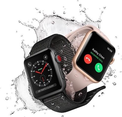 Apple Watch Series 3: LTE Plan Prices on Verizon, AT&T, Sprint, T-Mobile, Bell, EE, and Deutsche Telekom