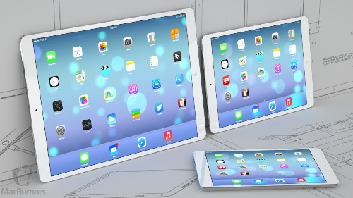 Apple May Include USB 3.0 Ports on Upcoming 12.9-Inch 'iPad Pro'