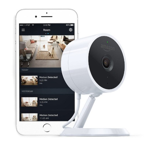 Amazon Debuts New 'Cloud Cam' Security Camera and 'Amazon Key' In-Home Delivery Service