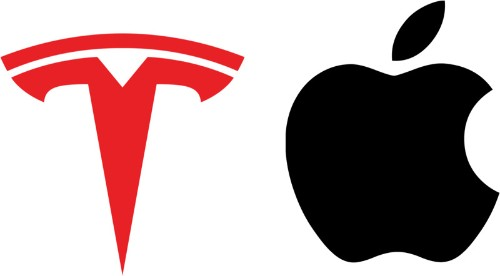 'Scores' of Employees Have Left Tesla for Apple Over the Last Year