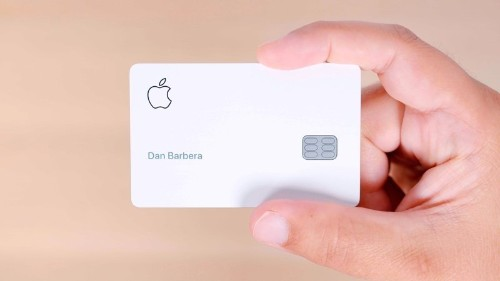 Goldman Sachs CEO Calls Apple Card the 'Most Successful Credit Card Launch Ever'