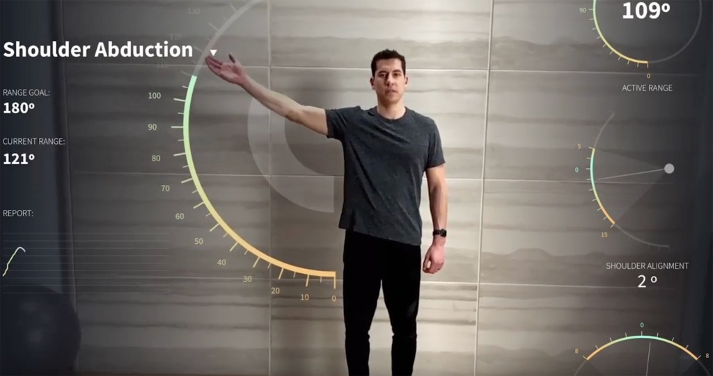 Complete Anatomy App Will Use LiDAR in iPad Pro to Measure Range of Motion After Injury