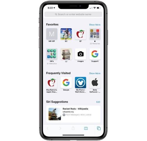 Safari: Complete Guide to iOS 13