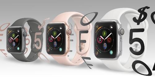 Deals Spotlight: Best Buy's Latest Apple Watch Sale Has $50 Off Series 4 Models