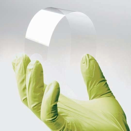 Curved Handheld Displays Almost Ready for Market