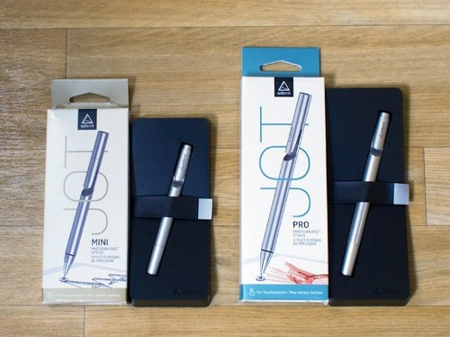 Hands-On Review of the Revamped Adonit Jot Pro and Jot Mini Styluses