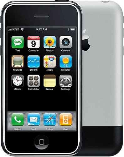 Apple Released the iPhone Eight Years Ago Today