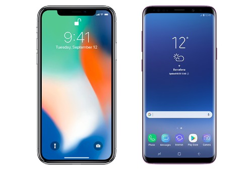 iPhone X Beats Samsung Galaxy S9 in Benchmarking Tests