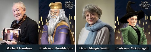 iOS Game 'Harry Potter: Hogwarts Mystery' Launching April 25 With Six Actors Reprising Roles