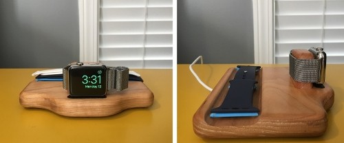 Pad & Quill Review: Timber Catchall and Nightstand Provide Elegant Apple Watch Charging Solutions
