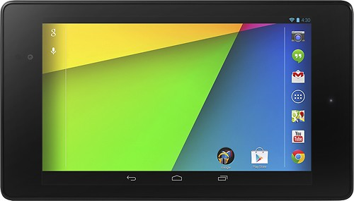 Google's New Nexus 7 Fails to Attract iPad Owners