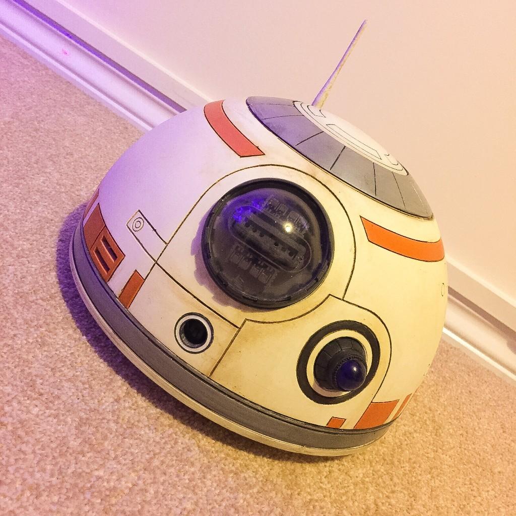 3D Printing My Own BB-8