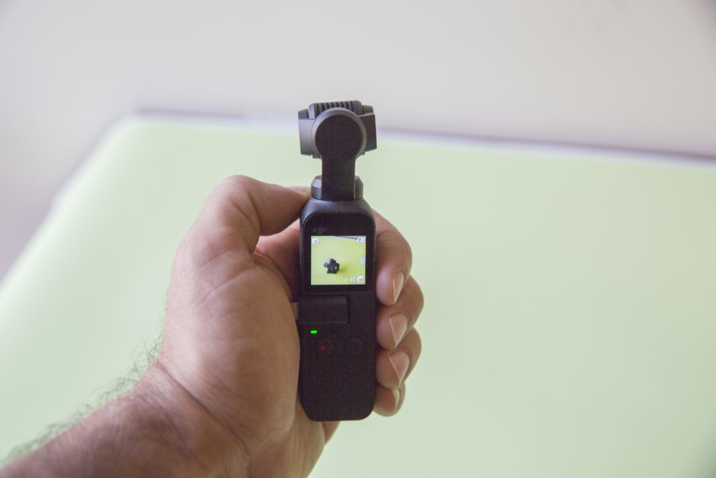 DJI's Tiny Osmo Pocket Camera Looks Good For Stablized Project Documenting | Make: