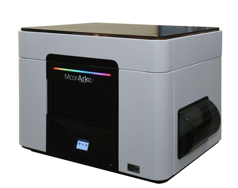 Mcor ARKe Brings Full Color 3D Printing to the Desktop | Make: