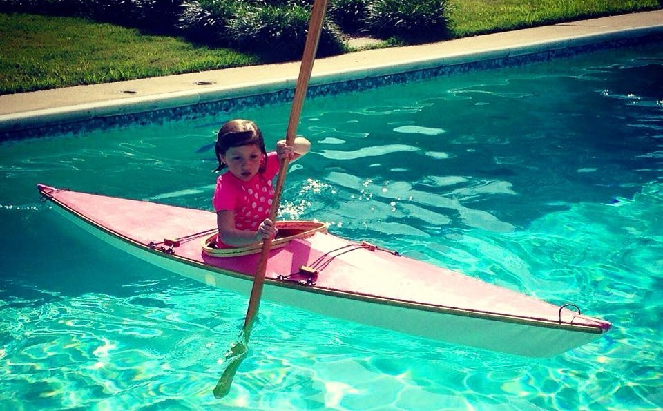 Build a Traditional Kayak with Polyester Skin, Plywood | Make: