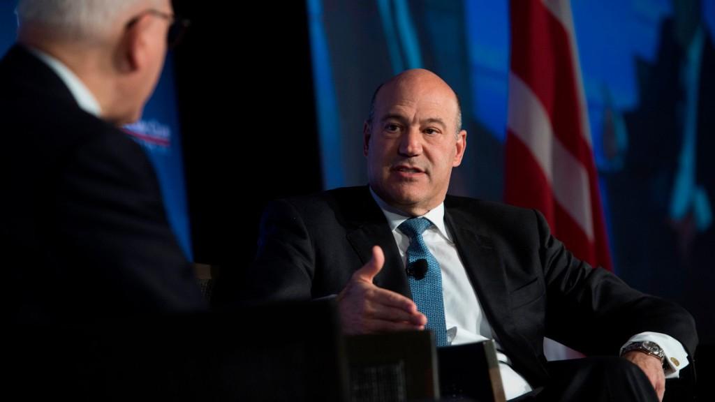 Trump's former economic adviser on the way forward - Marketplace