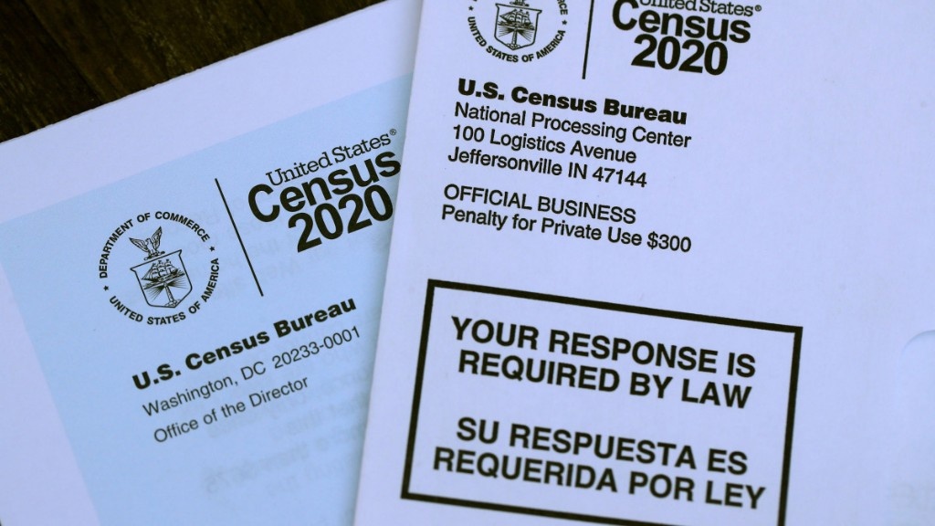 Trump's census fight is back at the Supreme Court - Marketplace