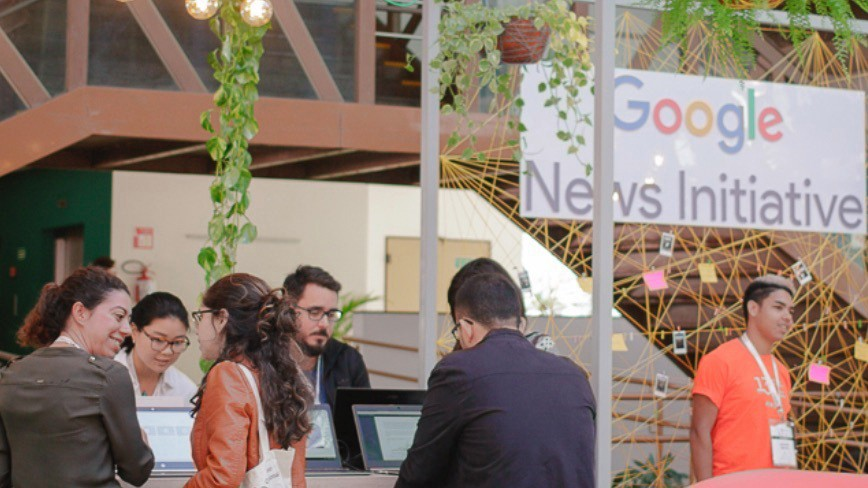 Using startups to improve media diversity - Marketplace