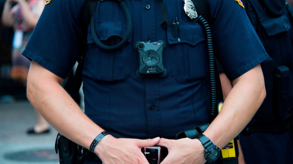 The body camera business has been booming - Marketplace