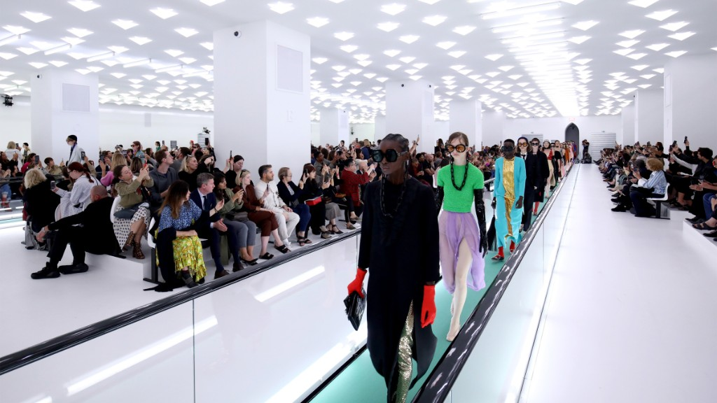 COVID-19 leading to changes in high fashion industry - Marketplace