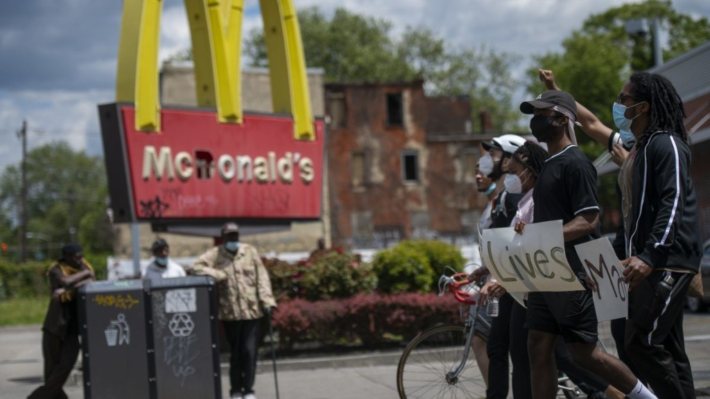 The complicated history of McDonald's and Black America - Marketplace