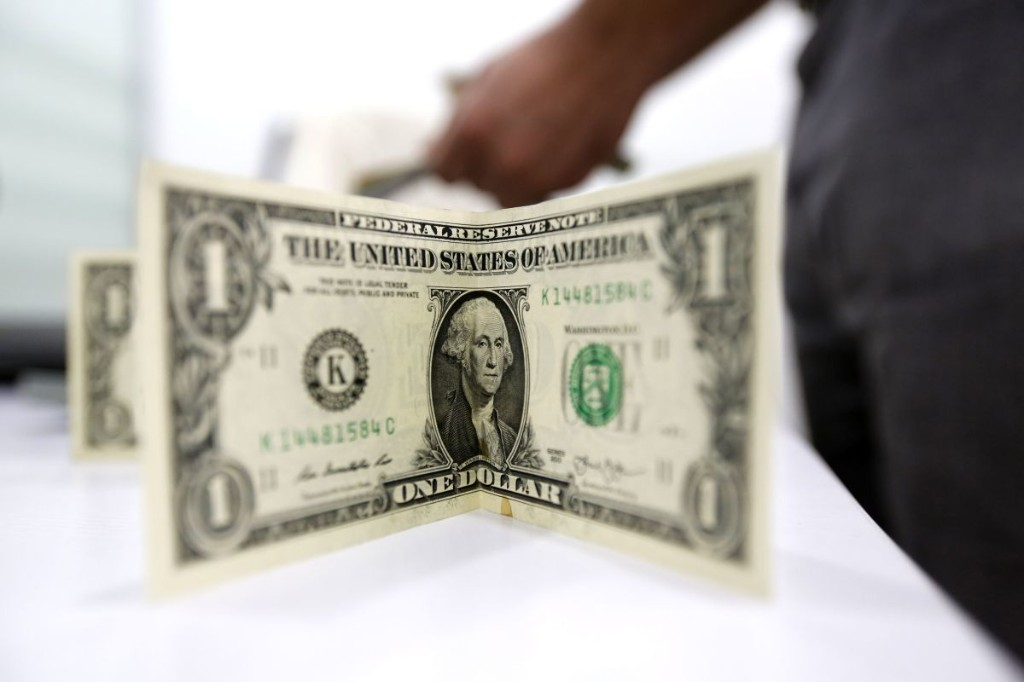 U.S. dollar's safe haven staus is intact, but being questioned - Marketplace