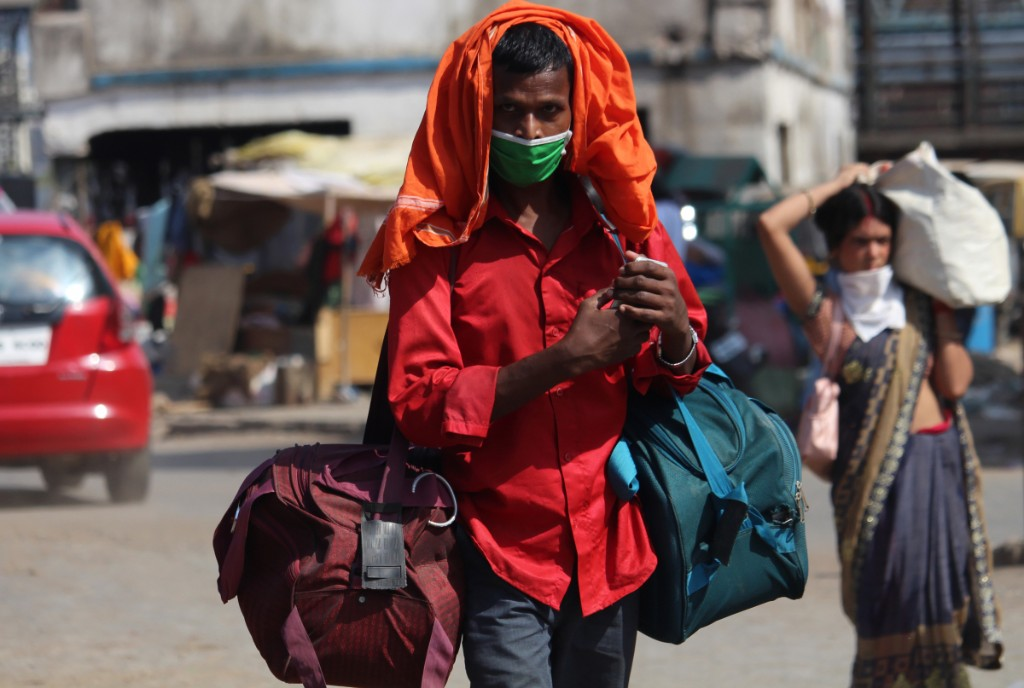 India's migrant workers want to return home - Marketplace
