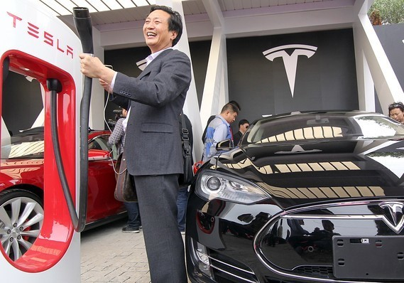 Tesla loses its third China executive in a year amid weak sales