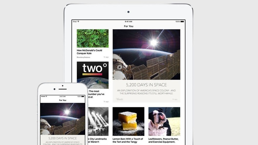 Apple admits News app has been miscounting page views