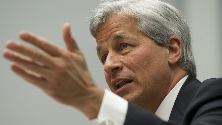 J.P. Morgan's currency–trading volume hit a record amid Brexit, says Dimon
