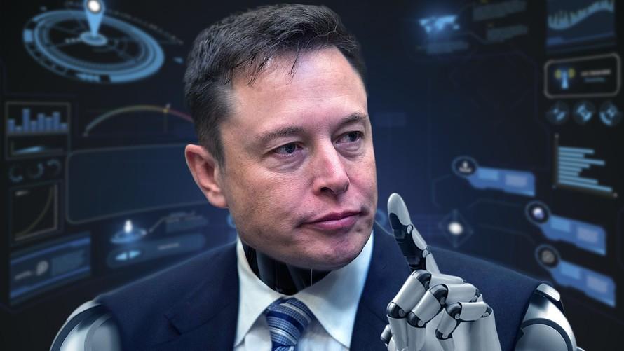 Tesla / Elon - Magazine cover