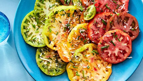Bloody-Mary Tomato Salad