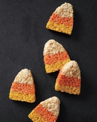 Halloween Food - Magazine cover