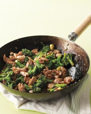 Chicken-and-Broccoli Stir-Fry