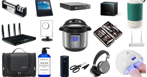 Amazon has the Instant Pot and HP mini desktop on sale, plus get a $10 Prime Video credit when you buy the Fire TV Cube