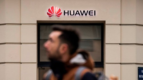 Huawei founder speaks amid pressure: 'The U.S. can't crush us'