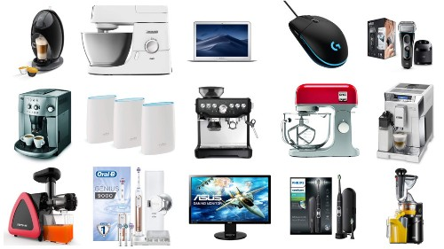 Apple MacBooks, Kenwood stand mixers, Braun electric shavers, and more on sale for March 1 in the UK