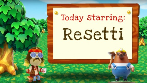 Nintendo confirms Mr. Resetti lost his job thanks to 'Animal Crossing: New Horizons'