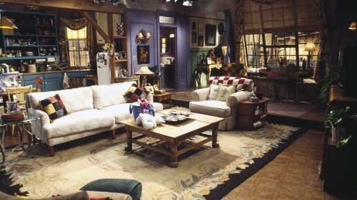 IKEA lets you decorate your living room like 'Friends,' 'Simpsons' sets