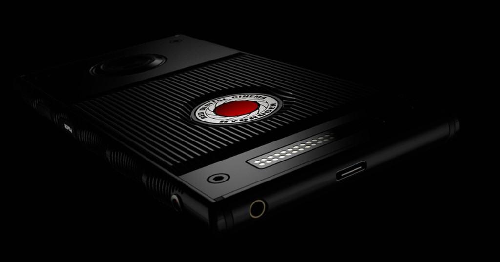 YouTube star gives us a look at RED's mysterious holographic phone