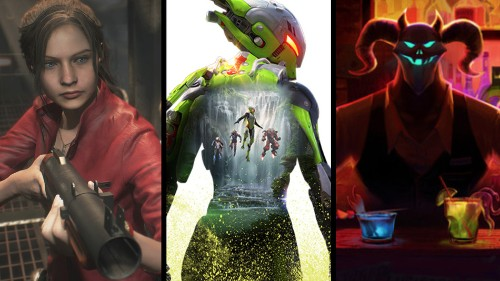 10 video games we can't wait for in 2019