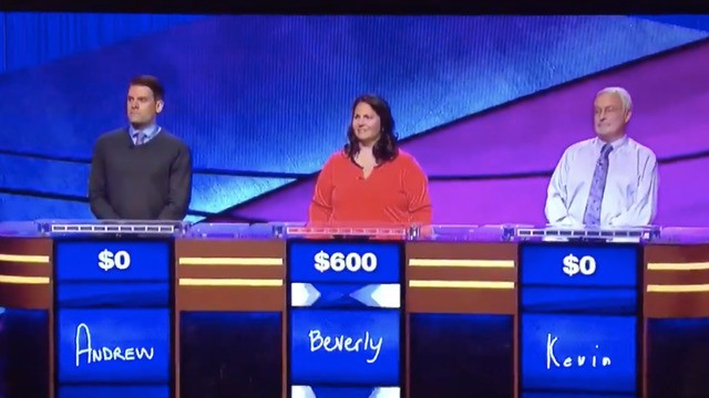 3 'Jeopardy!' contestants somehow failed to guess Tom Hanks