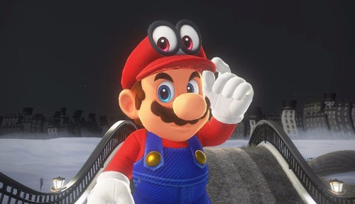 Ever wondered how Mario looks like without his iconic mustache? - Entertainment - Mashable SEA