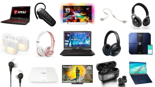 Beats headphones, ASUS laptops, Eufy smart scales, Jabra earbuds, Amazon devices, and more on sale for Aug. 20 in the UK