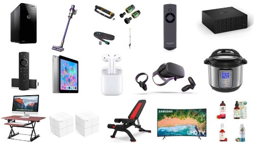 Dell XPS Desktop, Fire TV Stick, Dyson Cyclone V10, and more deals for May 22