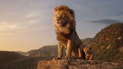 'The Lion King' review: Celebrity status is wrecking Disney magic - Entertainment - Mashable ME